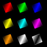 Color set Royalty Free Stock Photography