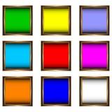 Color set Stock Photos