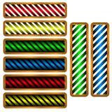 Color set Stock Photo