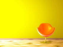 Color Shades- Yellow modern Royalty Free Stock Photos