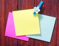Color sheets Royalty Free Stock Image