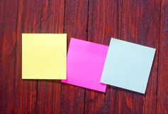 Color sheets Stock Image