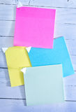 Color sheets Stock Photo