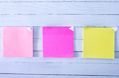 Color sheets Stock Images
