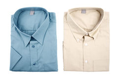 Color shirts Royalty Free Stock Photos