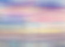 Color sky with clouds.  Morning or evening sky under water. Royalty Free Stock Photos