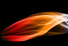 Color smoke. Smoke abstract photo to background Royalty Free Stock Images