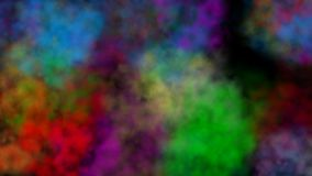 Color smoke stock video
