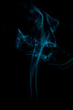The color of smoke on black. Background Royalty Free Stock Images