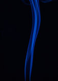 The color of smoke on black. Background Royalty Free Stock Photos