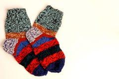 Color sock Stock Photos