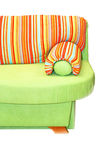 Color sofa Royalty Free Stock Images