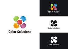 Color Solutions Royalty Free Stock Images