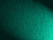 Color sombreado textura de la turquesa de la fibra. Imagen de archivo libre de regalías