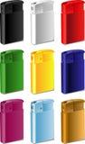 Color souvenir lighter Stock Photo