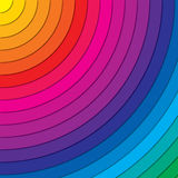 Color spectrum  abstract background, beautiful col Stock Photo