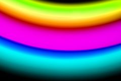 Color spectrum blurry background Stock Photography