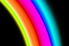 Color spectrum blurry Stock Image