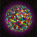 The color sphere Royalty Free Stock Image