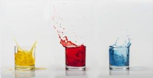 Color Splash Royalty Free Stock Image