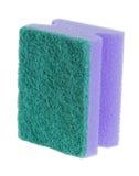 Color sponge. Stock Photos