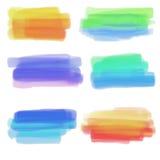 Color spots Stock Photos
