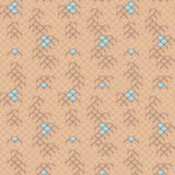 Color squama pattern. Color squama  seamless pattern Stock Photos