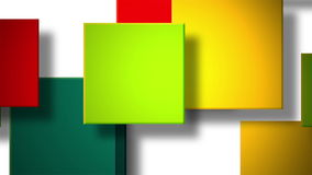 Color square Stock Photography
