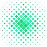 Color square pattern background - vector design from diagonal squares in green tones. Color square pattern background - geometric vector design from diagonal Stock Photo