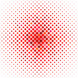 Color square pattern background - geometric vector design from diagonal squares in red tones. Color square pattern background - geometric vector graphic design Stock Photos
