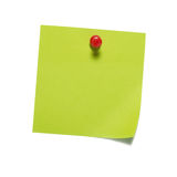 Color sticker Stock Images