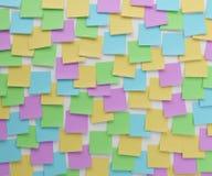 Color sticker Stock Photos