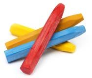 Color sticks Stock Images