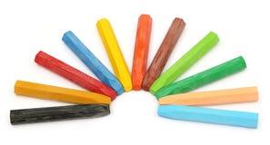 Color sticks Stock Image