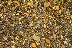 Color Stones Stock Photography
