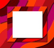 Color Stripe Frame Royalty Free Stock Photos