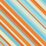 Color stripes. Illustration of a color stripes background Royalty Free Stock Images
