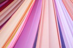 Color stripes Royalty Free Stock Photos