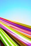 Color stripes Stock Photos