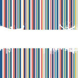 Color stripes Royalty Free Stock Photography