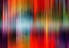 Color stripes Stock Image