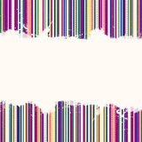 Color stripes. Abstract background color stripes with white space Royalty Free Stock Photo
