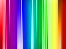 Color stripes Royalty Free Stock Photos