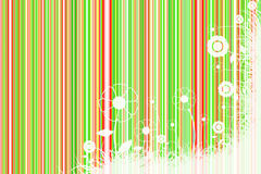 Color Stripes  background Stock Image