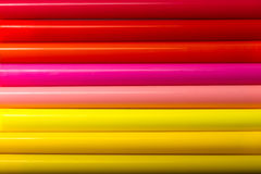 Color Strips. Red to yellow Royalty Free Stock Photo