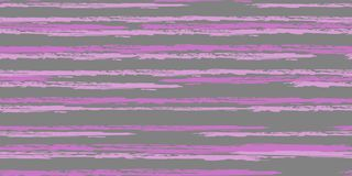 Seamless background of stripes. Color Strips. Simpless. Vector Watercolor. Hand Drawn Lines in Watercolor Style. Grunge Stripes with Painted Brush Strokes royalty free illustration