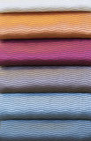 Color swatch of fabric textiles Stock Photo