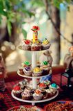 Color sweets Royalty Free Stock Photos