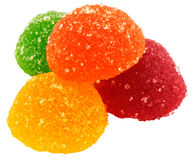 Color sweets Stock Photography