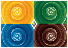 Color swirl Royalty Free Stock Photo